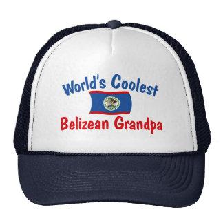 Coolest Belizean Grandpa Trucker Hat