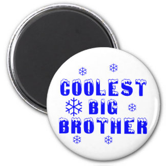 Coolest Big Brother Magnet