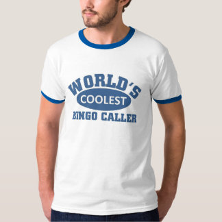 Coolest Bingo Caller T-Shirt
