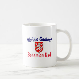Coolest Bohemian Dad Coffee Mug