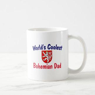 Coolest Bohemian Dad Coffee Mugs