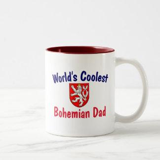 Coolest Bohemian Dad Mugs