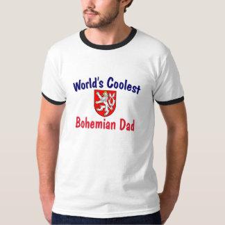 Coolest Bohemian Dad T-Shirt