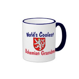 Coolest Bohemian Grandma Mugs