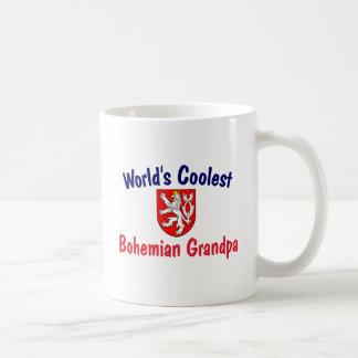 Coolest Bohemian Grandpa Coffee Mugs