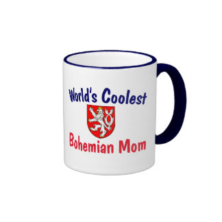 Coolest Bohemian Mom Coffee Mugs