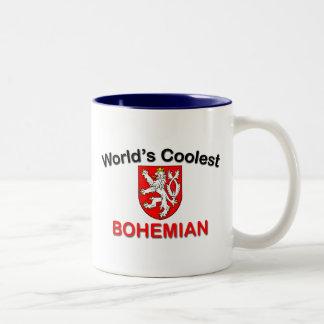 Coolest Bohemian Two-Tone Coffee Mug