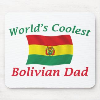 Coolest Bolivian Dad Mousepads