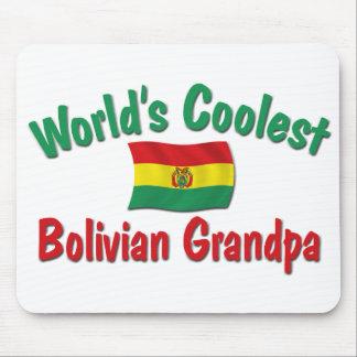 Coolest Bolivian Grandpa Mouse Pad