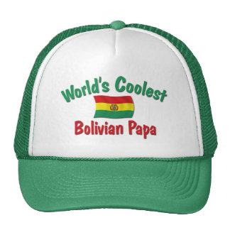 Coolest Bolivian Papa Hat