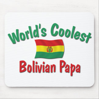 Coolest Bolivian Papa Mouse Pad