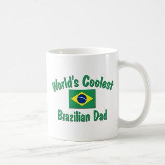 Coolest Brazilian Dad Coffee Mug