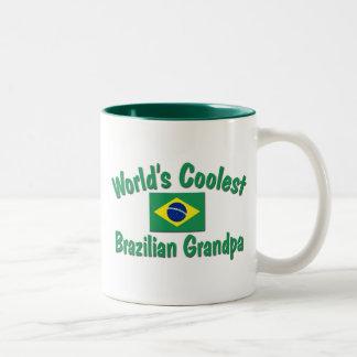 Coolest Brazilian Grandpa Mug