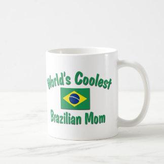 Coolest Brazilian Mom Mugs
