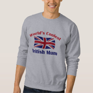 Coolest British Mum Sweatshirt