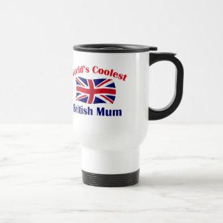 Coolest British Mum Travel Mug