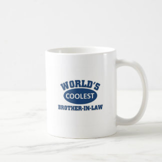 Coolest Brother-in-law Coffee Mug