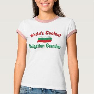 Coolest Bulgarian Grandma T-Shirt