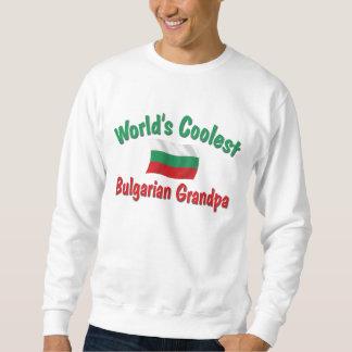 Coolest Bulgarian Grandpa Sweatshirt