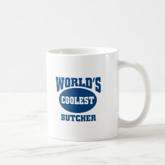 Coolest Butcher Coffee Mug