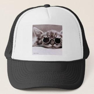 Coolest Cat alive Trucker Hat