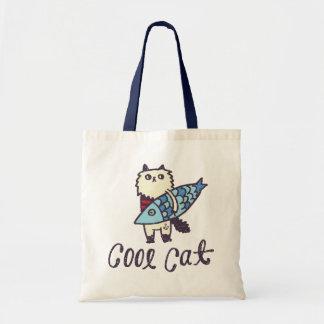 Coolest Cat In The Sea Bag