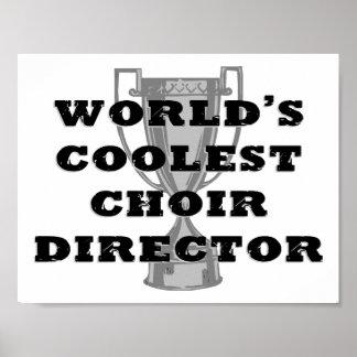 Coolest Choir Dir Poster