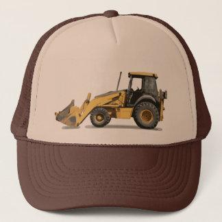 Coolest Construction Excavator Digger Trucker Hat