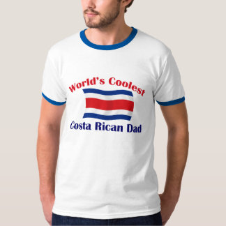 Coolest Costa Rican Dad T-Shirt