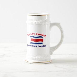 Coolest Costa Rican Grandpa Mugs