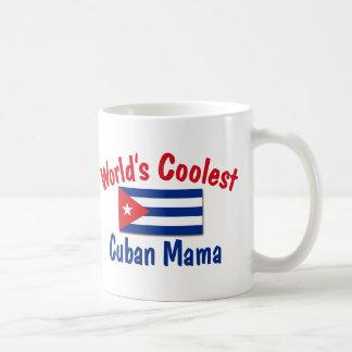 Coolest Cuban Mama Coffee Mug