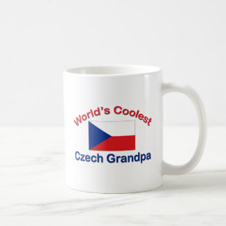 Coolest Czech Grandpa Coffee Mug
