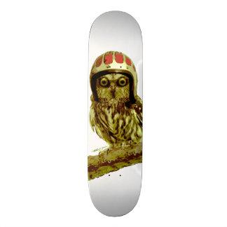 Coolest DAY Owl Skateboard