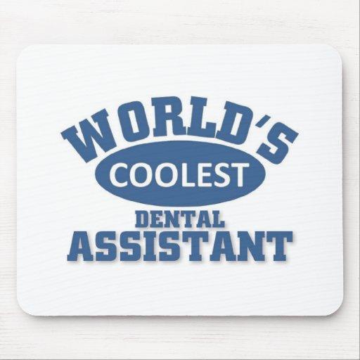 Coolest Dental Assistant Mouse Pad