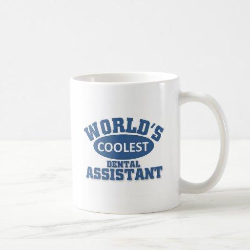 Coolest Dental Assistant Mug