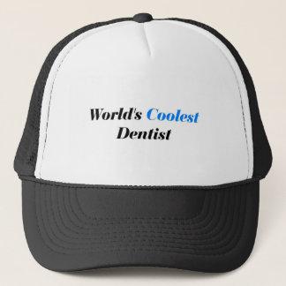 Coolest dentist trucker hat