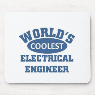 Coolest Electrical Engineer Mouse Pads