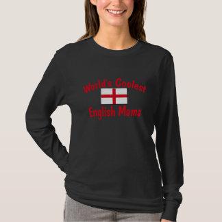 Coolest English Mama T-Shirt