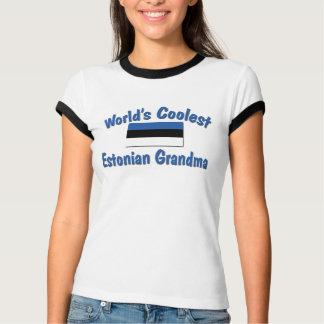 Coolest Estonian Grandma T-Shirt