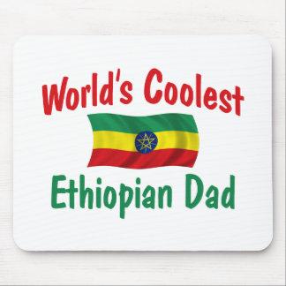 Coolest Ethiopian Dad Mouse Pad