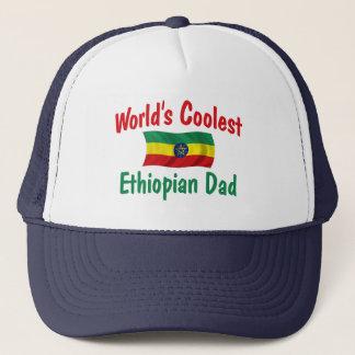 Coolest Ethiopian Dad Trucker Hat