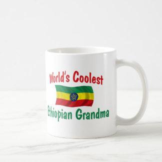 Coolest Ethiopian Grandma Coffee Mugs