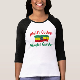 Coolest Ethiopian Grandma T-Shirt