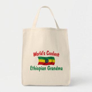 Coolest Ethiopian Grandma Tote Bag