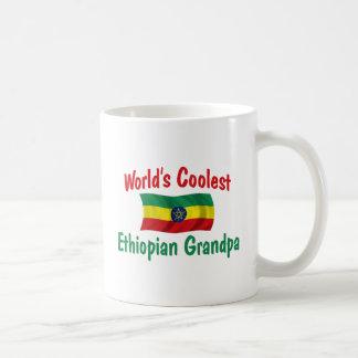 Coolest Ethiopian Grandpa Classic White Coffee Mug