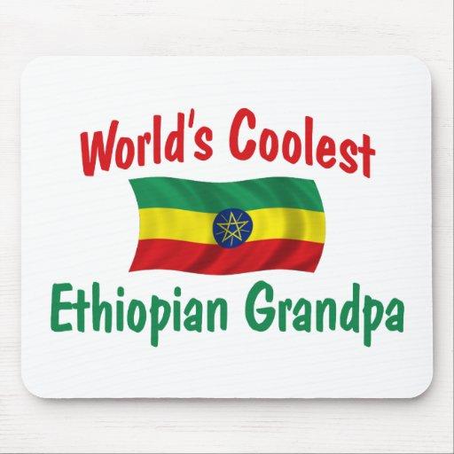 Coolest Ethiopian Grandpa Mouse Pad