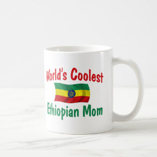 Coolest Ethiopian Mom Coffee Mug