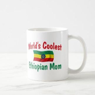 Coolest Ethiopian Mom Mugs