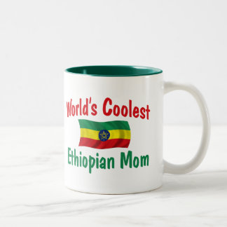 Coolest Ethiopian Mom Mug
