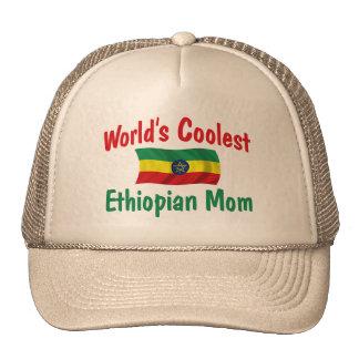 Coolest Ethiopian Mom Trucker Hat